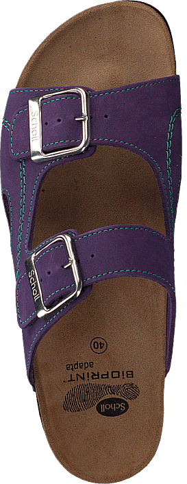 Scholl - Moldava Purple/Mint