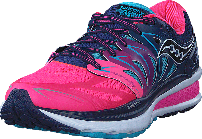 Saucony Hurricane Iso 2 Blue/pink