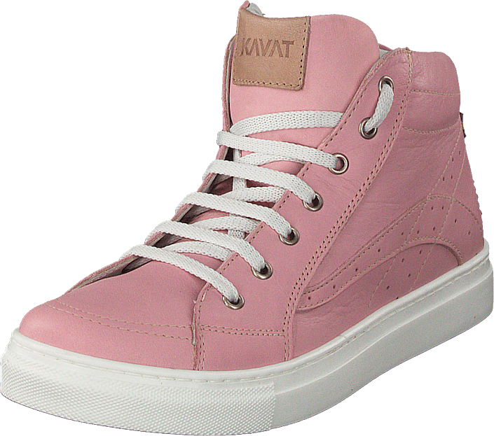 Footway SE - Kavat Kvarnby Pink, Skor, Sneakers & Sportskor, Chukka sneakers, Rosa, Unisex, 3 947.00