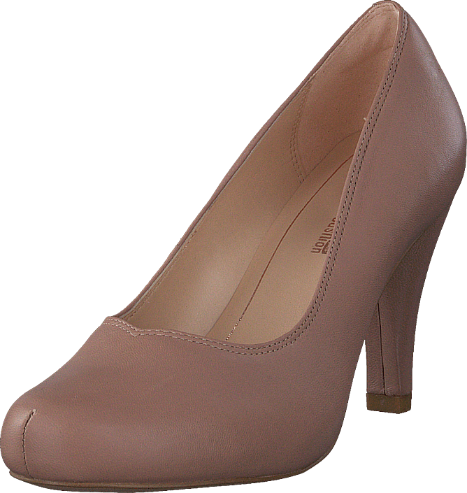 Clarks - Dalia Rose Nude Leather