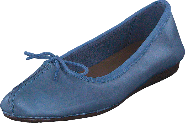 Clarks - Freckle Ice Blue Grey