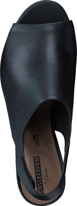 Clarks - Deva Jayleen Black Leather