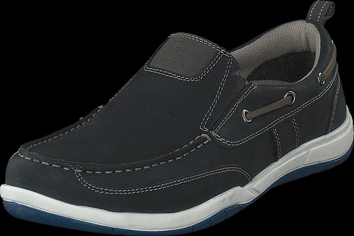 Cavalet - Mens Shoe Navy