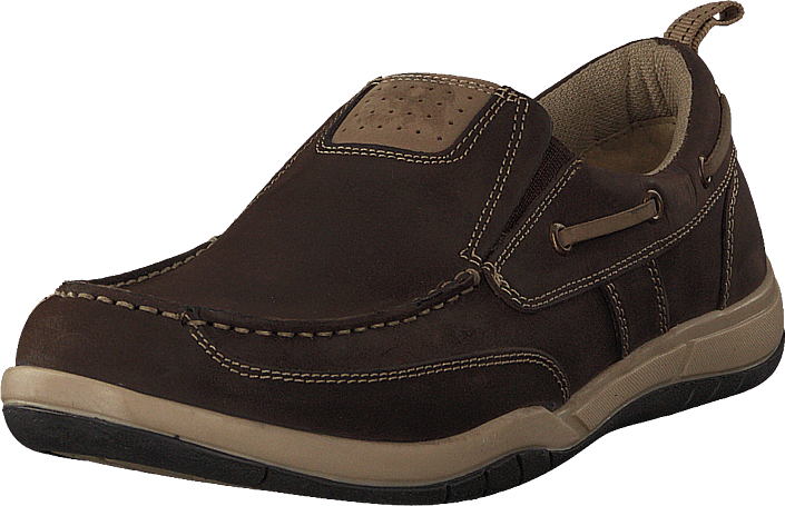 Footway SE - Cavalet Mens Shoe Dark Brown, Skor, Sneakers & Sportskor, Sneakers, Brun, Herr,  697.00