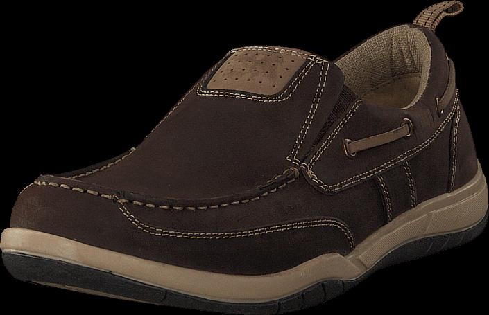 Footway SE - Cavalet Mens Shoe Dark Brown, Skor, Sneakers & Sportskor, Sneakers, Brun, Herr,  697.00