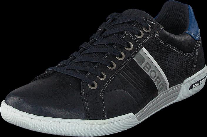 Footway SE - Björn Borg Coltrane Nu Perf M Navy/Lt Grey, Skor, Sneakers & Sportskor, Sneakers 947.00