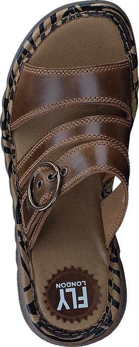 Fly London Thea724fly Bridle Camel