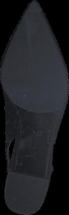 Gardenia Cupiter Suede Black