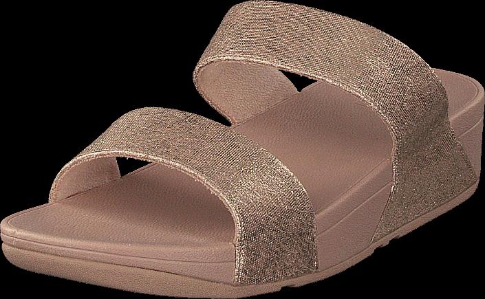 Fitflop - Shimmy Slide Foil Pink Foil