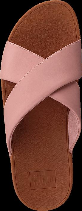 Fitflop - Lulu Cross Leather S Dusky Pink
