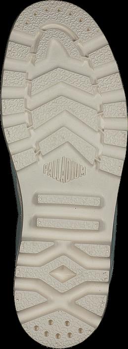 Palladium - Pampa Hi Ladies Gray Mist