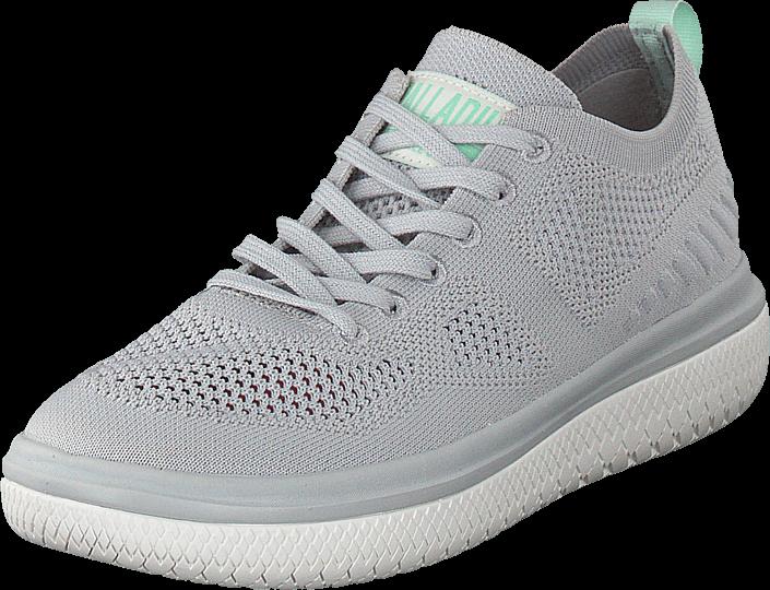 fc4073ab976 Palladium Crushion Low Knit Vapor Nimbus, Sko, Sneakers & Sportsko, Høje  Sneakers ,