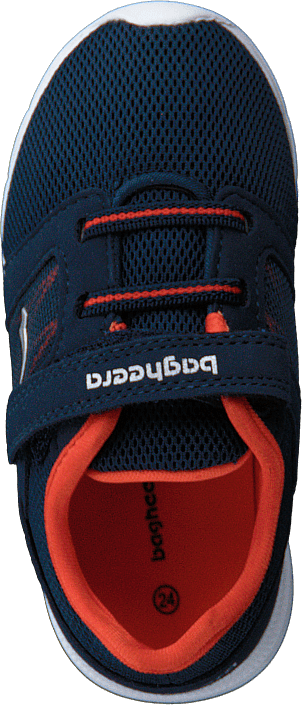 Bagheera - Crumb Navy/Orange