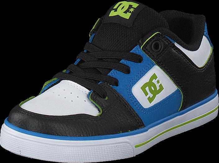 DC Shoes - Pure Elastic Se Blue/Black/White