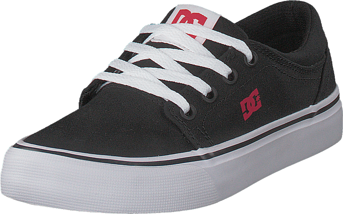 DC Shoes - Trase Tx Black/Red/White