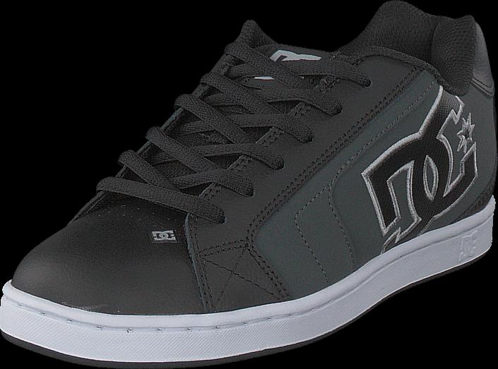 DC Shoes - Net Black/Black/Grey