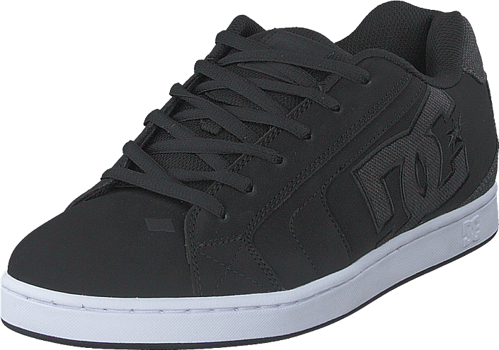 DC Shoes - Net Se Black/Black/Grey