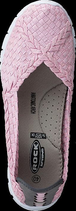 Rock Spring - Carioca Pink Silver