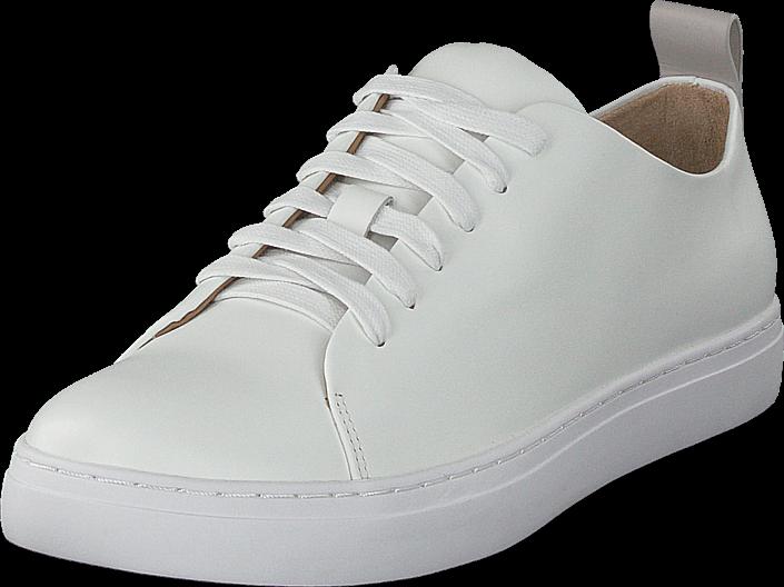 Tiger of Sweden Brukare White, Sko, Sneakers & Sportsko, Sneakers, Hvit, Herre, 41
