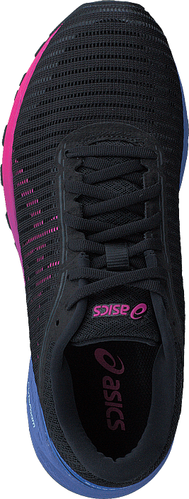 Asics - Dynaflyte 2 Black/hot Pink/persian Jewel