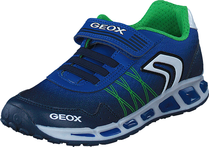 Geox - J Shuttle Navy/royal
