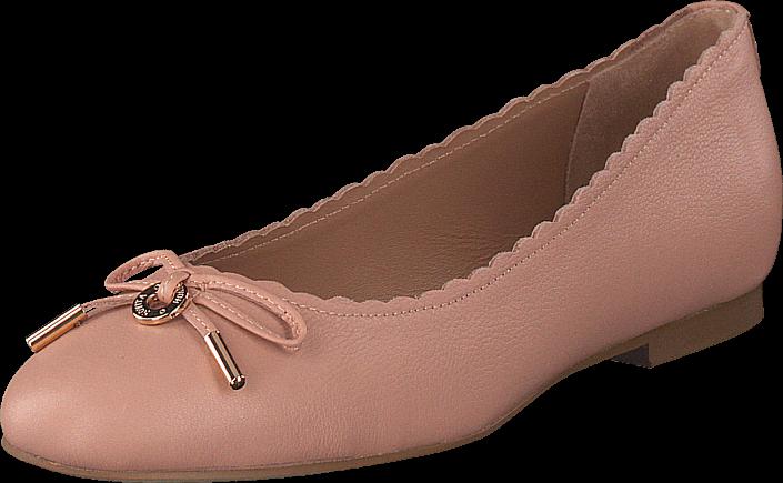Novita Ballerina Pink Pink, Skor, Lågskor, Ballerinor, Beige, Dam, 36