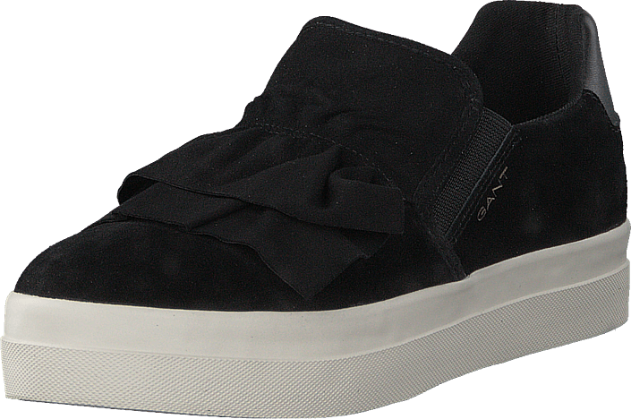 Gant - Amanda Slip-on Shoes Black