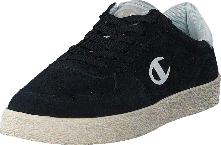 Champion - Low Cut Shoe Venice Suede Black Beauty