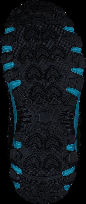 Bagheera - Sirius Black/turquoise