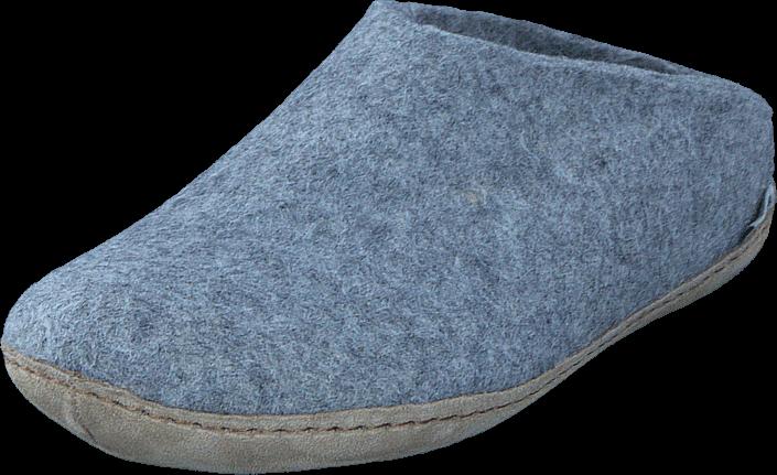 Glerups - Open Heel Grey