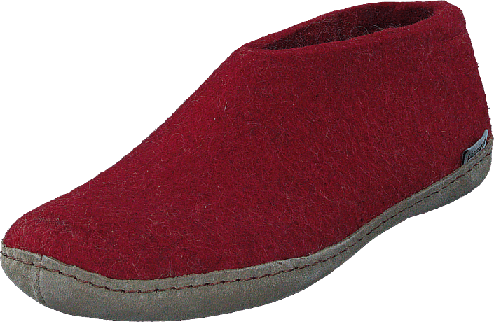 Glerups Shoe Red