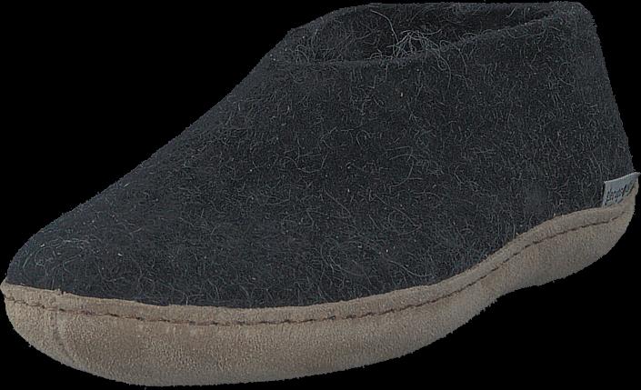 Glerups Shoe Junior Charcoal
