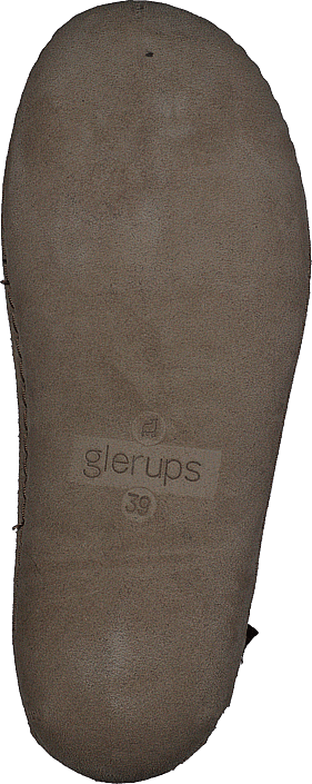 Glerups Low Boot Charcoal