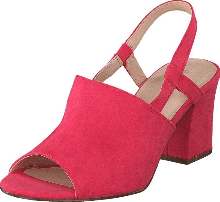 Bianco - Mule Sandal Rasberry