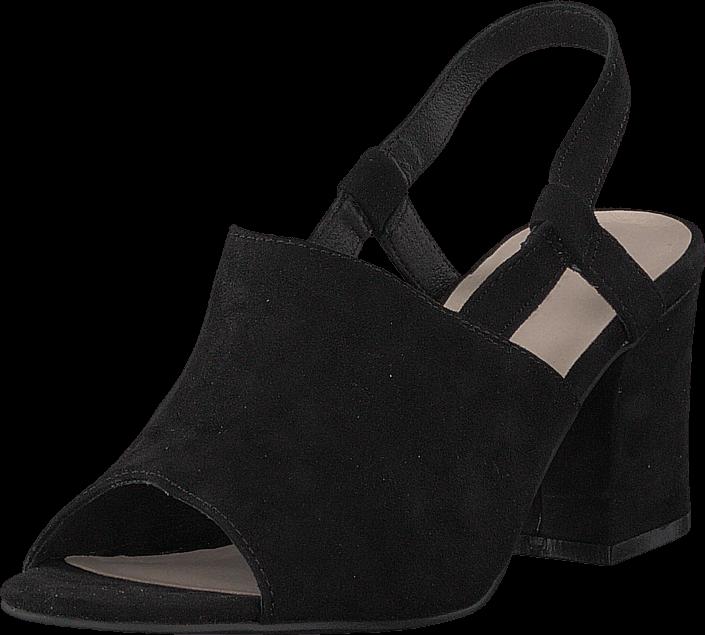 Bianco - Mule Sandal Black