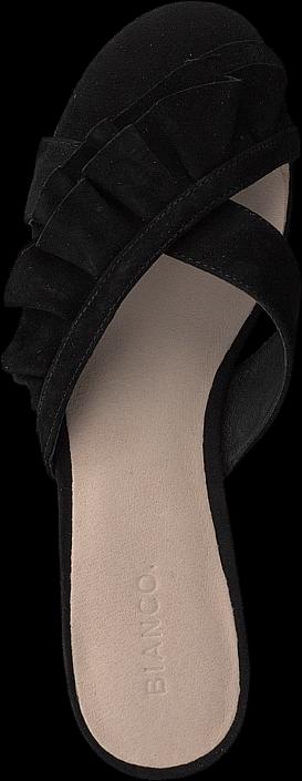 Bianco - Slip In Sandal Black