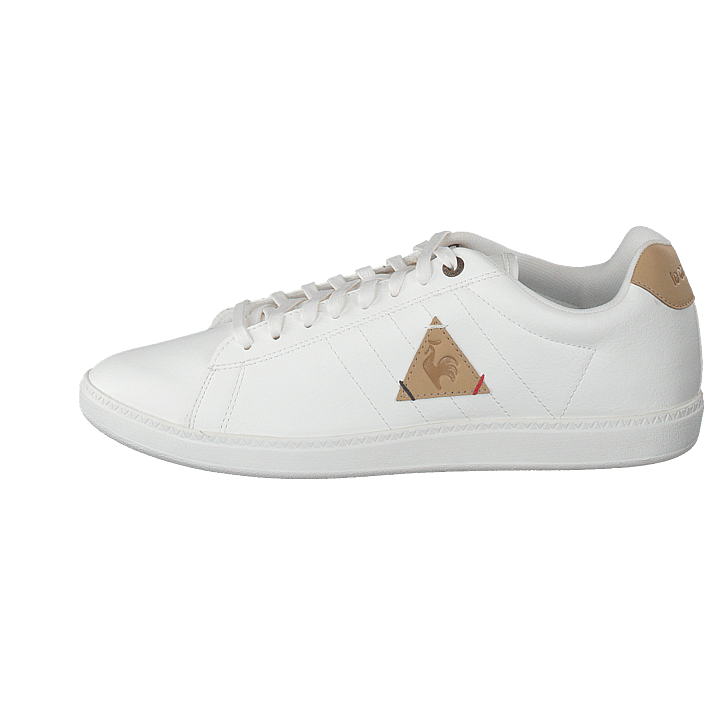 COURTSET SPORT - Sneaker low - optical white/croissant ezHeLyFj