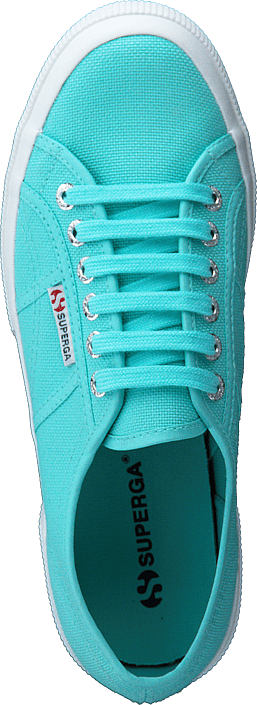 Superga - 2750-cotu Classic Green Acqua