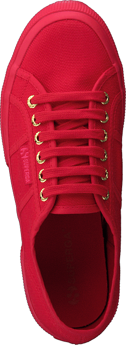 Superga - 2750-cotu Classic Red Gold