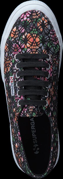 Superga - Lace Flower Sw Blk