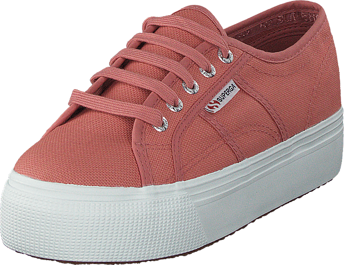 Superga - 2790-cotw Linea And Down Dusty Rose
