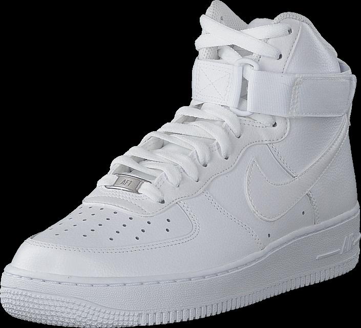 Nike - Air Force 1 High 07 White/white