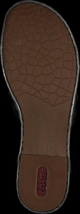 Rieker - 62736-00 Schwarz