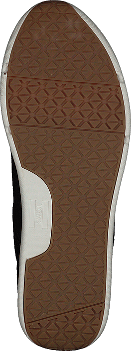 Toms - Cabrillo Black Heritage Canvas/basket