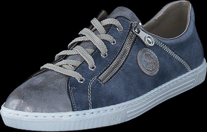 Rieker L0943-41 Grey Jeans