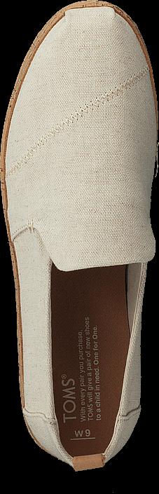 Toms - Deconstructed Alpargata Cork Natural Hemp