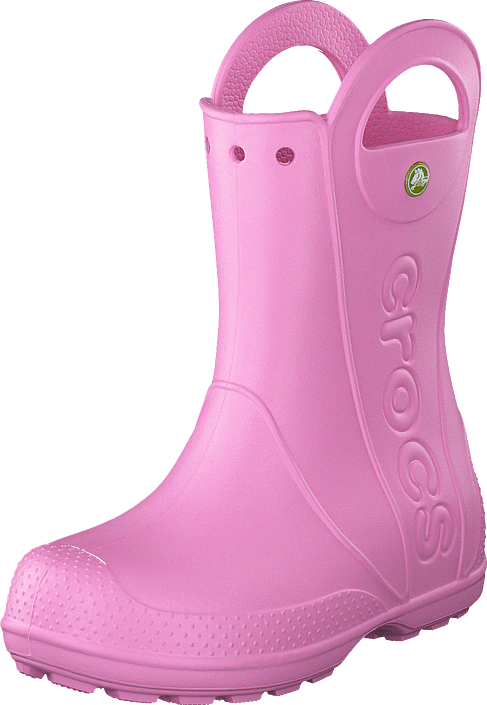 Crocs Handle It Rain Boot Kids Carnation