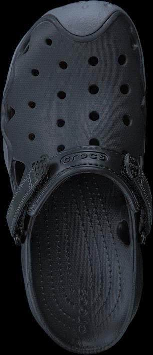 Crocs Swiftwater Clog M Black/charcoal