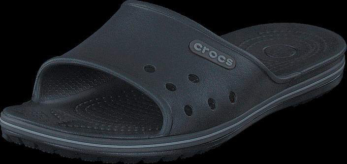 Crocs Crocband Ii Slide Black/graphite