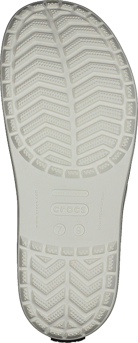 Crocs Crocband Ii Slide White/black